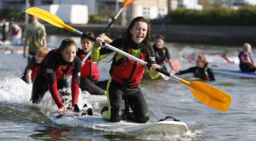 Watersports Summer Fun Camp For Kids